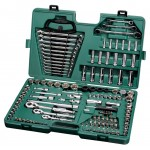 Универсальный набор инструмента, 150пр. Универсальный (Metric & S.A.E) пласт.кейс