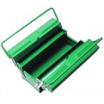 Инструментал.Ящик (430x200x200) металл. раскладной