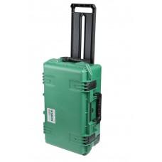 Инструментал.Ящик (570x355x225) пласт. на колёсиках